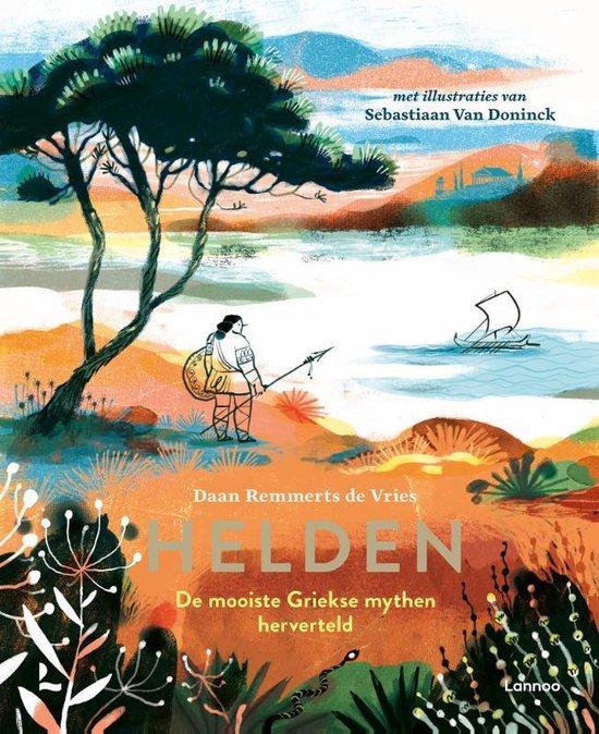 Boek cover Helden van Daan Remmerts de Vries (Hardcover)