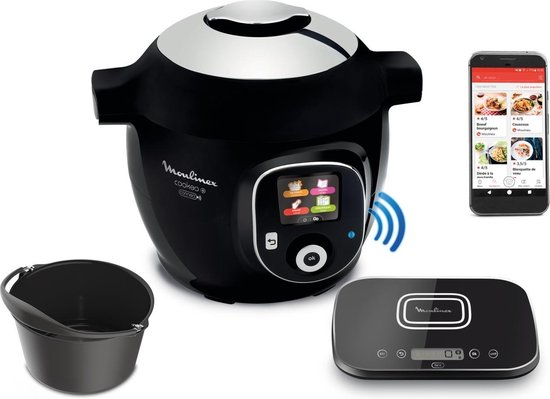 Moulinex Cookeo+ Connect Grameez CE859800 - Mulicooker