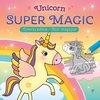 Afbeelding van het spelletje Unicorn Super Magic Toverkrasblok / Unicorn Super Magic Bloc Magique