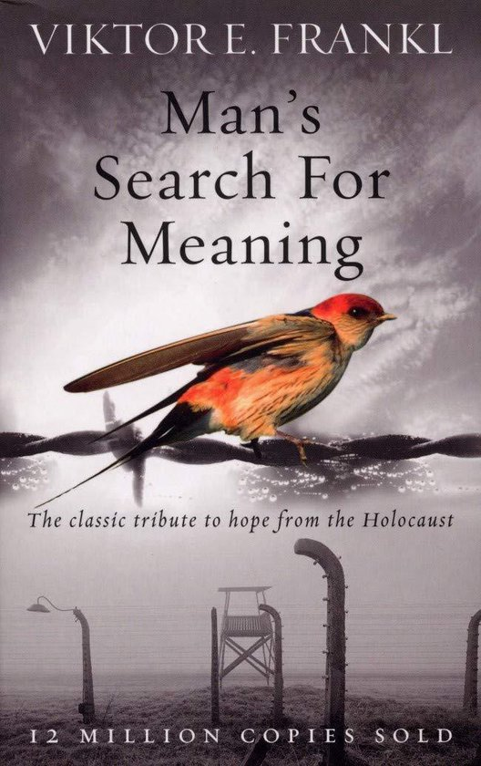 Boek cover Mans Search For Meaning van Viktor E. Frankl (Paperback)