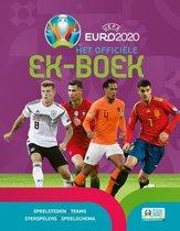 Euro 2020  -   EURO 2020 - Het officiële EK-boek