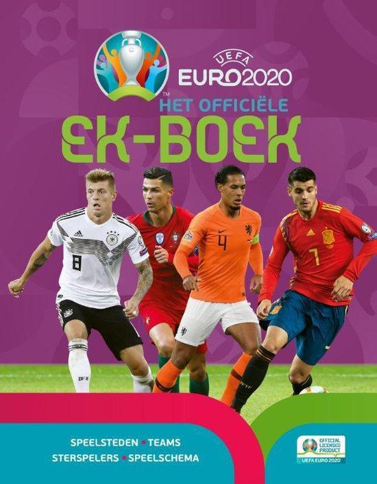 Afbeelding van Euro 2020 - EURO 2020 - Het officiële EK-boek