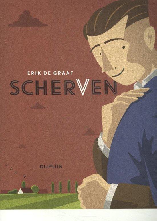 Scherven-Littekens 1 - Scherven - Ben de Graaf |