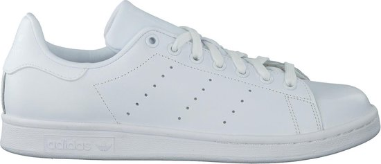 adidas Stan Smith Heren Sneakers - Cloud White/Cloud White/Cloud White - Maat 42
