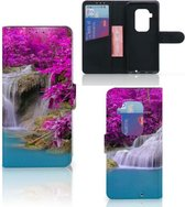Motorola One Zoom Flip Cover Waterval