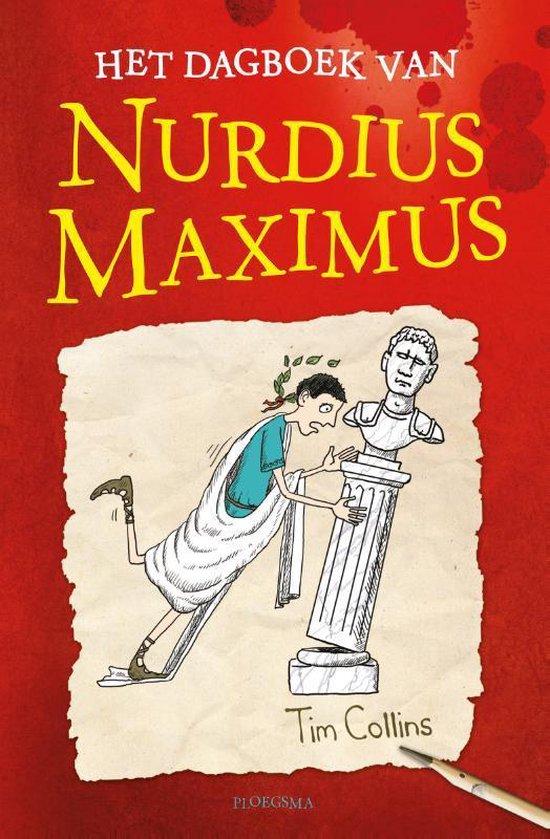 Nurdius Maximus - Het dagboek van Nurdius Maximus - Tim Collins |