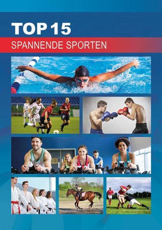 TOP 15 1 - Spannende sporten - Willemijn Steutel   Readingchampions.org.uk