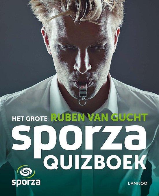 Boek cover GROTE SPORZA QUIZBOEK, HET van Ruben van Gucht