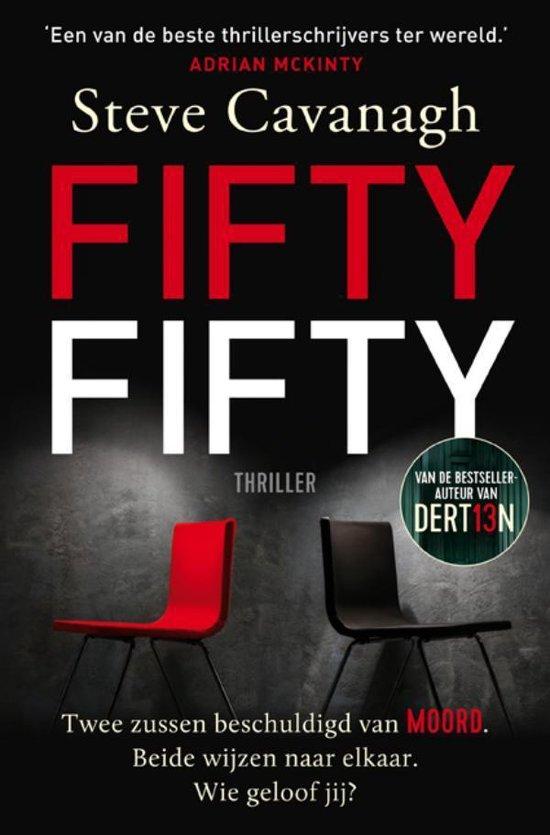 Eddie Flynn  -   Fiftyfifty