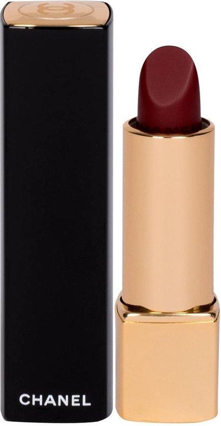 Chanel Rouge Allure Velvet Matte Lipstick Lippenstift - 63 Nightfall