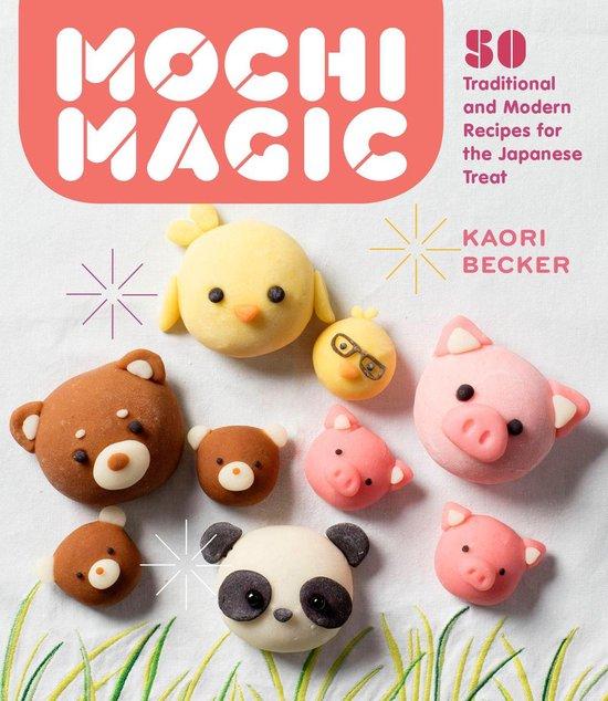 Boek cover Mochi Magic van Kaori Becker (Onbekend)