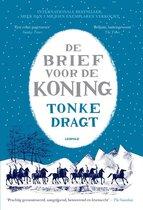 Boek cover De brief voor de koning van Tonke Dragt (Hardcover)