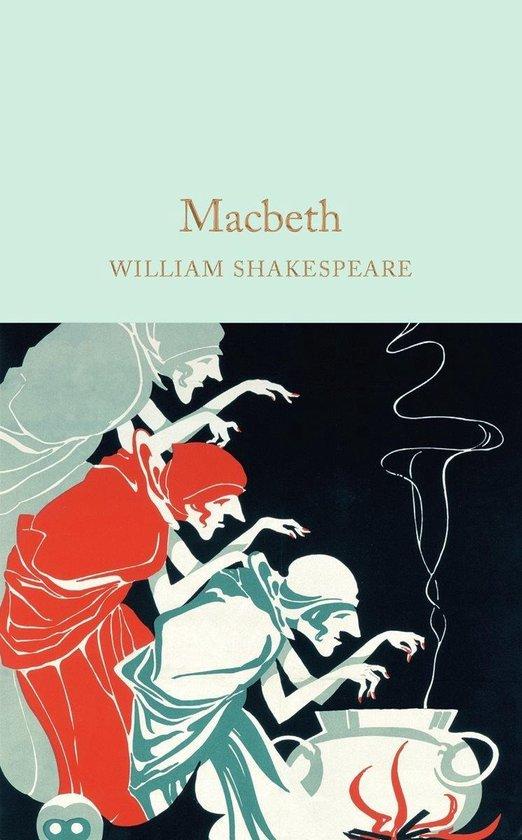 Boek cover Macbeth van William Shakespeare (Hardcover)