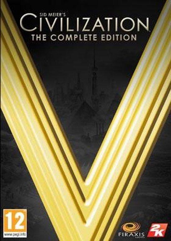 Sid Meier's Civilization® V: The Complete Edition – Windows Download