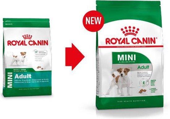 Royal Canin Mini Adult - Hondenvoer - 4 kg - Royal Canin