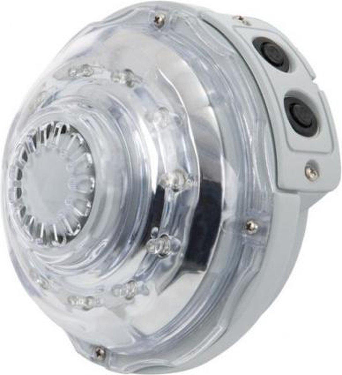 Kleurrijke LED-overlay voor INTEX Jacuzzi-sproeiers