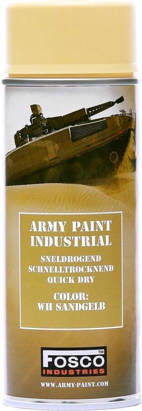 Afbeelding van het spel Spuitbus leger verf 400 ml Sandgelb