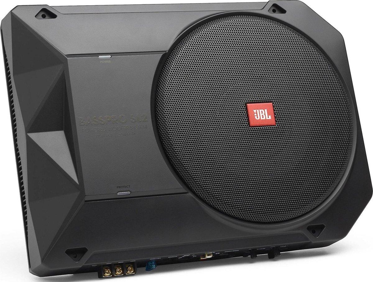 "JBL Bass Pro SL2 - Actieve Underseat Subwoofer - 8"" - 125 Watts RMS"