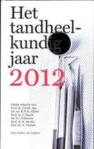 Het tandheelkundig jaar / 2012