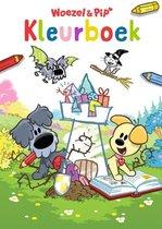 Woezel & Pip - Kleurboek Woezel & Pip