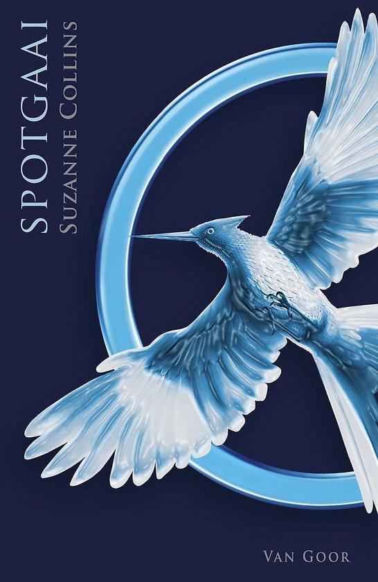 Boek cover De Hongerspelen 3 -   Spotgaai van Suzanne Collins (Paperback)
