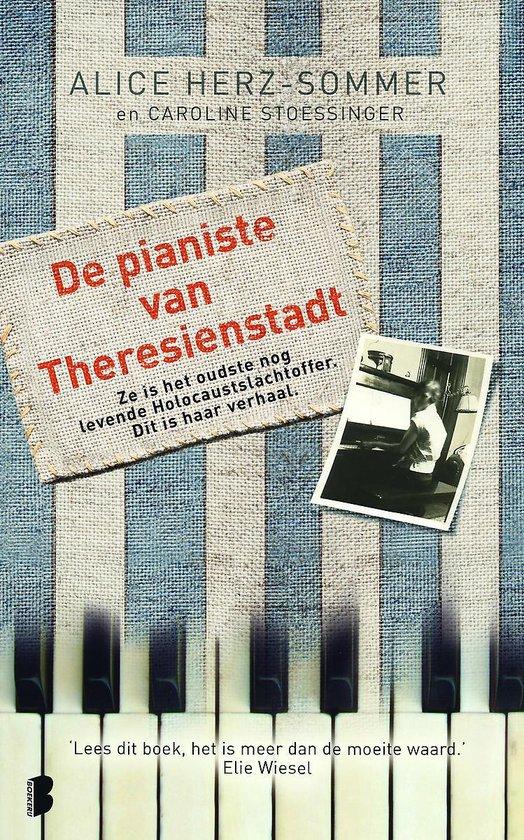 De pianiste van Theresienstadt - Caroline Stoessinger  