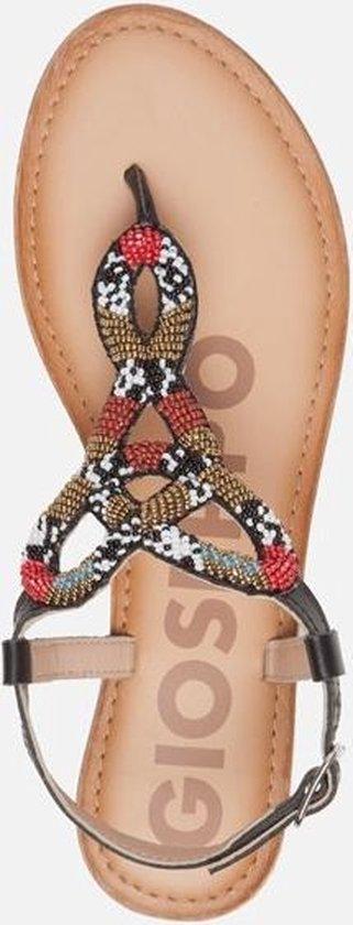 Gioseppo Hytop sandalen zwart - Maat 38 N971aR4F