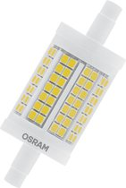 Osram LED STAR LINE R7S staaflamp met 11,5 Watt, warm wit, 1521 Lumen, 78mm