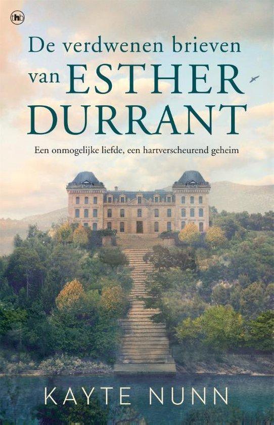 De verdwenen brieven van Esther Durrant - Kayte Nunn   Fthsonline.com