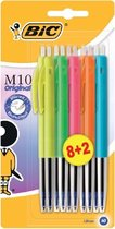 Balpen Bic M10 Colors Limited Edition