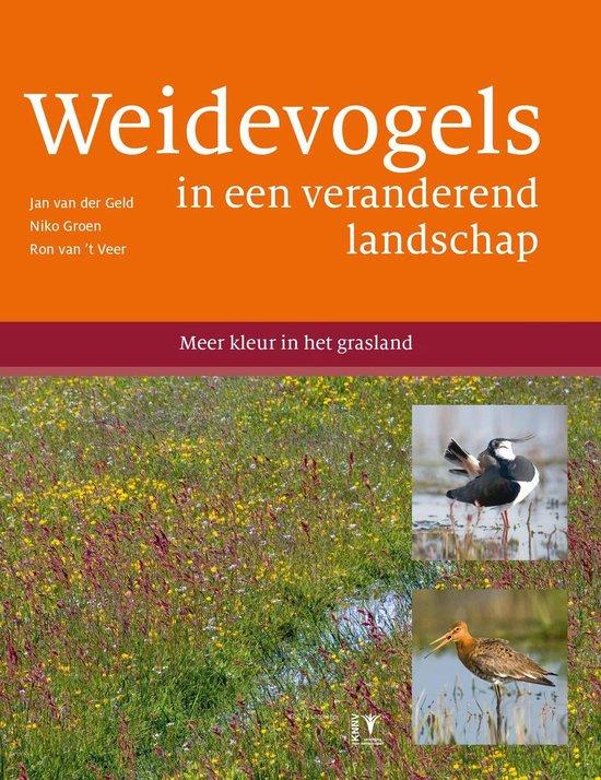 Weidevogels in een veranderend landschap - Jan van der Geld |