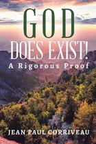 Omslag God Does Exist!