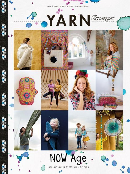 YARN - Scheepjes YARN Bookazine 9 NOW age- NL - none pdf epub