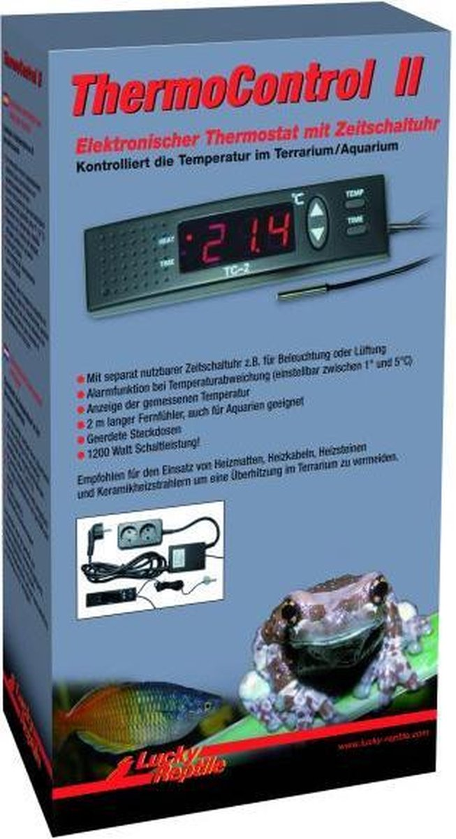 Lucky Reptile Thermo Control - II