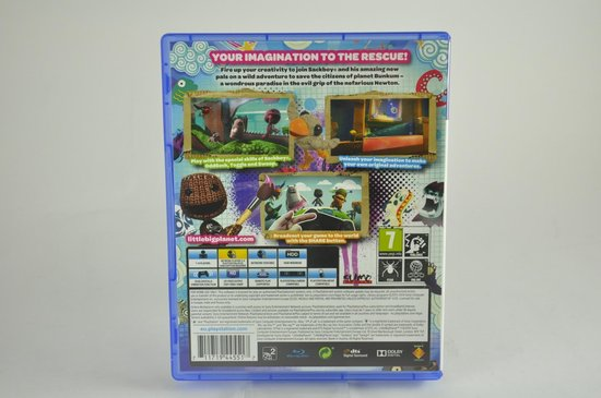 LittleBigPlanet 3 - PS4 - Sony