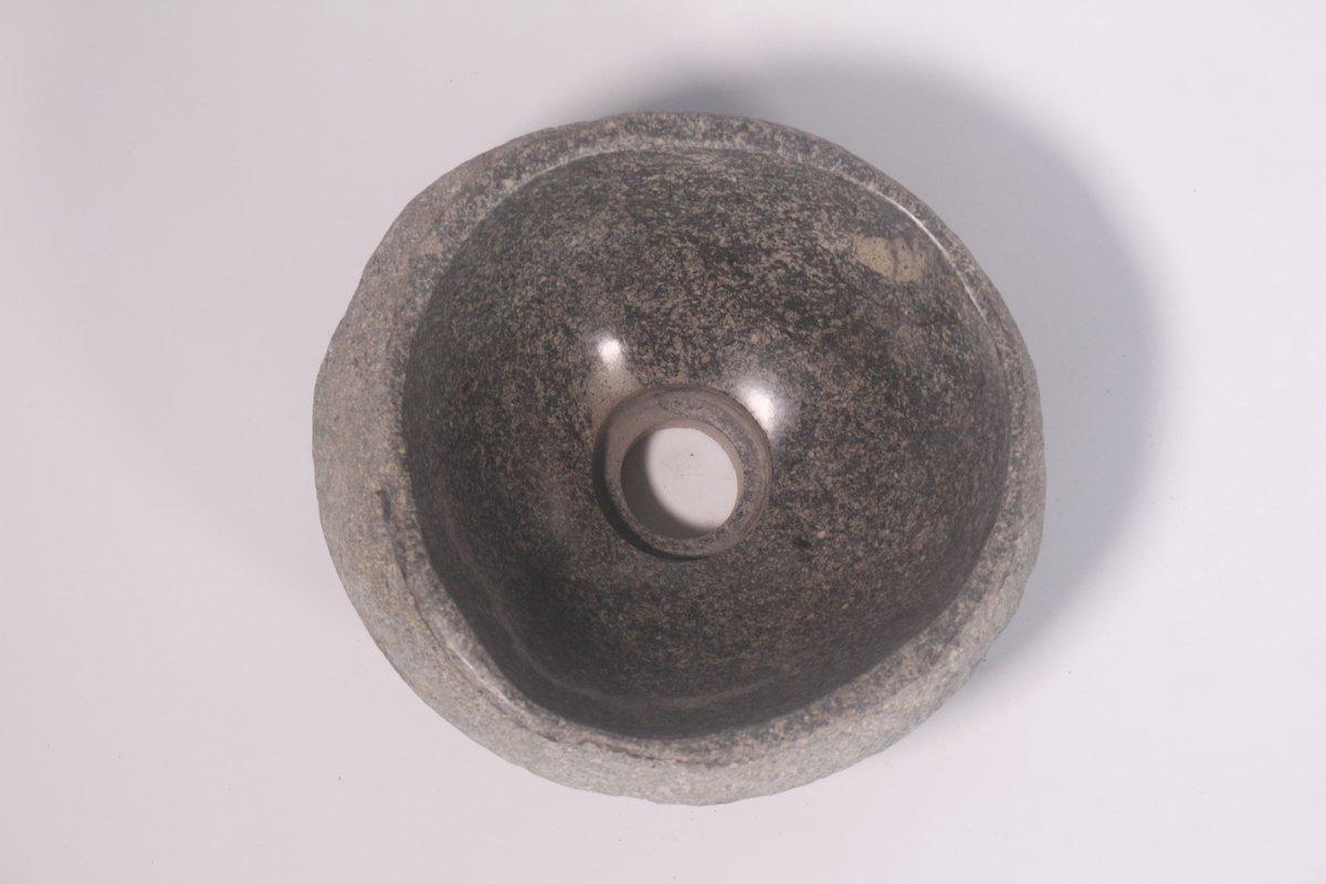 Natuurstenen waskom | DEVI-W21-240 | 25x23x12