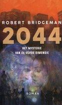 Boek cover 2044 van Robert Bridgeman (Paperback)
