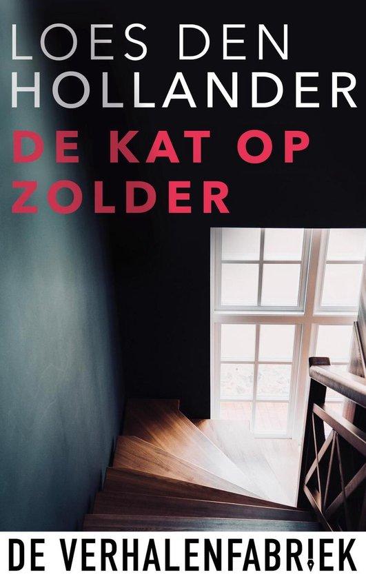 Boek cover De kat op zolder van Loes den Hollander (Onbekend)