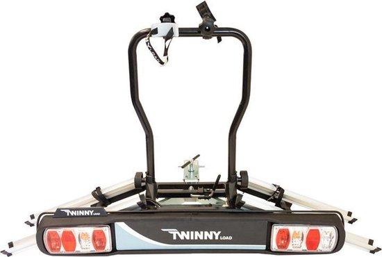 Twinny Load Fietsendrager e-Carrier Basic voor 2 Fietsen, 13-polig.