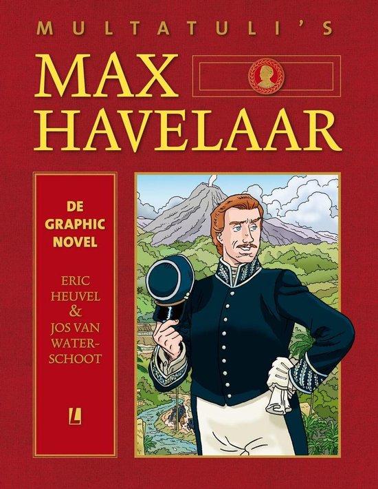 Boek cover Max Havelaar - de graphic novel van Multatuli (Hardcover)
