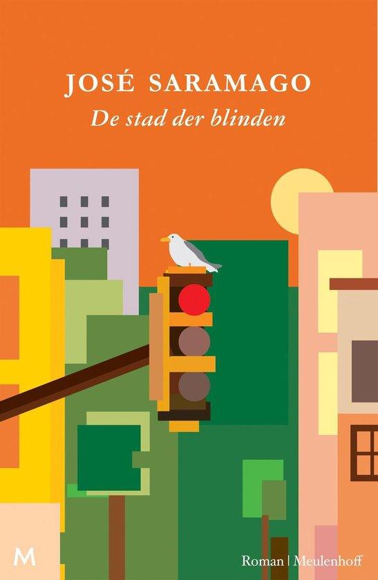 Boek cover De stad der blinden van Jose Saramago (Onbekend)