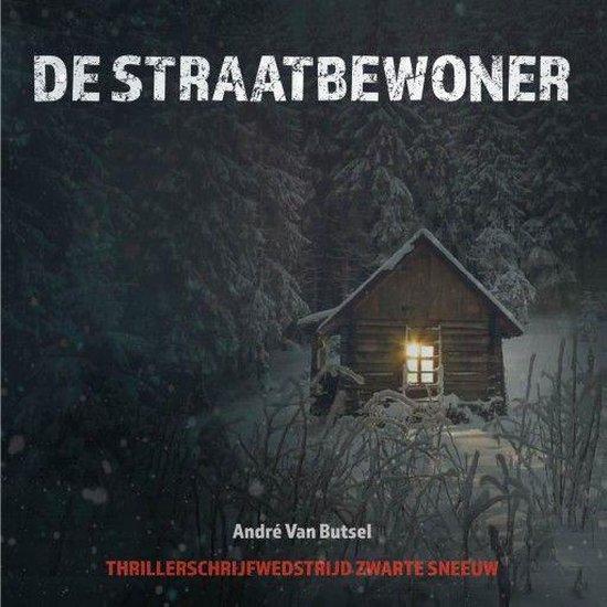 Boek cover De straatbewoner van André van Butsel (Onbekend)