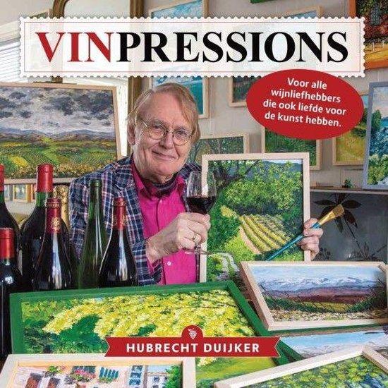 Boek cover VINPRESSIONS van Hubrecht Duijker (Onbekend)