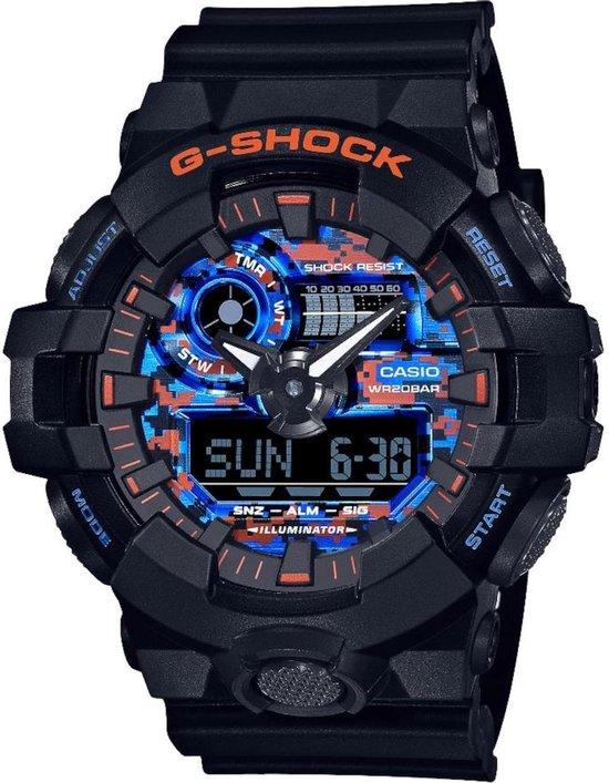 GA-700CT-1AER Casio G-shock zwart