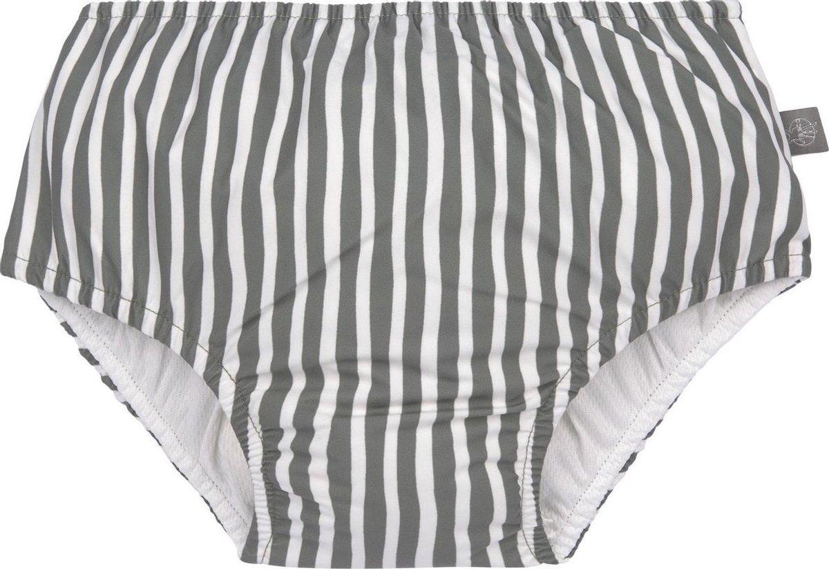 L ssig Splash & Fun Swim Diaper Boys - Stripes olive 18 months