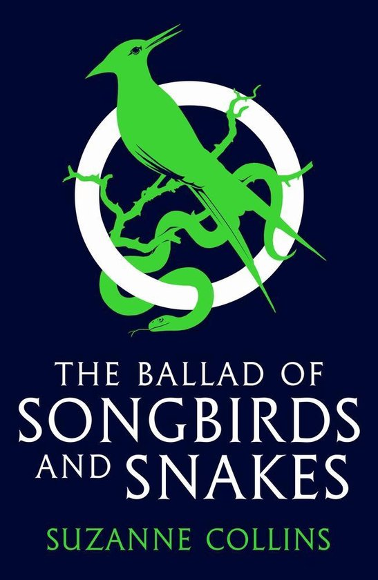 Boek cover The Ballad of Songbirds and Snakes (A Hunger Games Novel) van Suzanne Collins (Paperback)