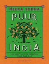 Boek cover Puur India van Meera Sodha (Hardcover)