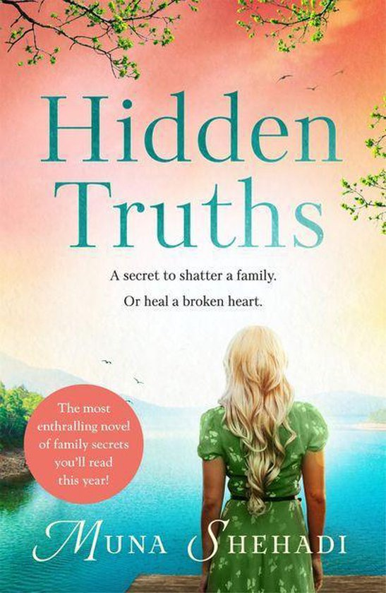 Boek cover Hidden Truths van Muna Shehadi (Onbekend)