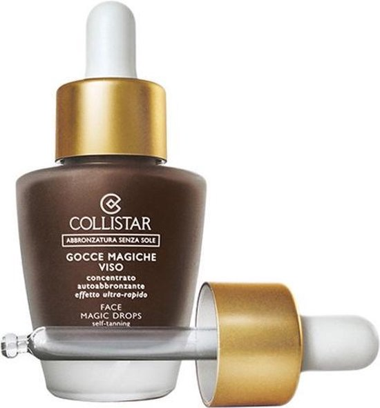 Collistar Magic Drops Zelfbruiner Medium - 30 ml