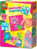 SES - Diamond painting